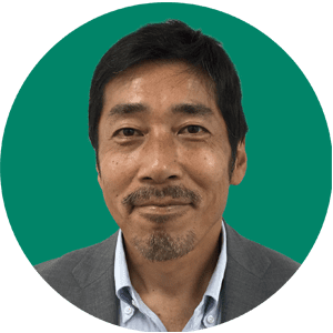 image of deltapath japan director masaki tsunemasu