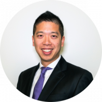 image of deltapath ceo david liu