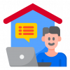 work-from-home-icon